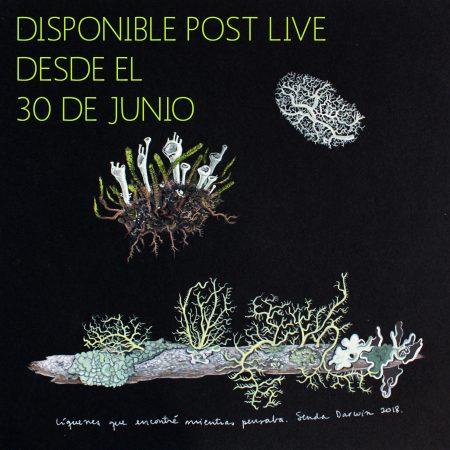 Proyecto Naturalista disponible grabado desde el 30 de junio